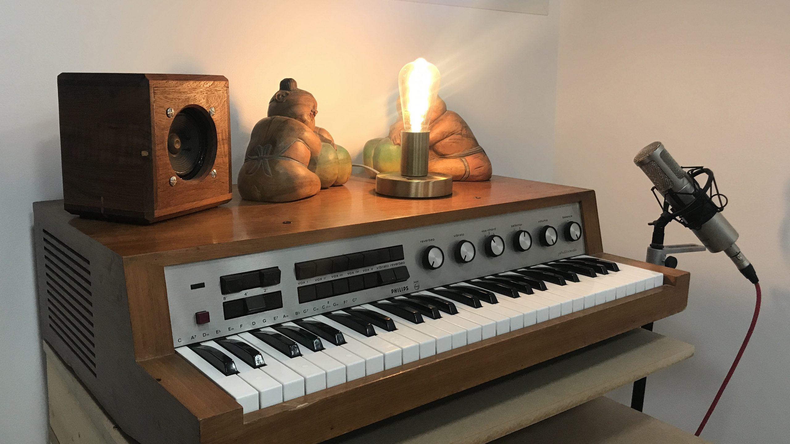 Nombreux instruments à disposition