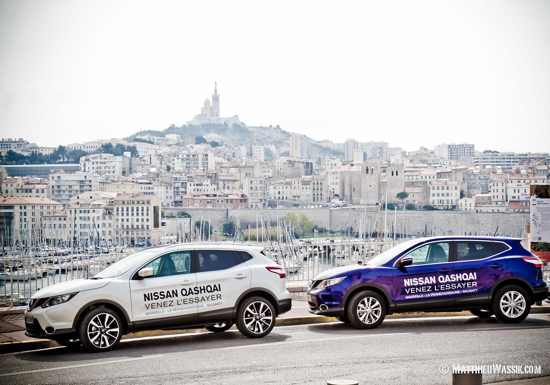 Nissan @ Marseille