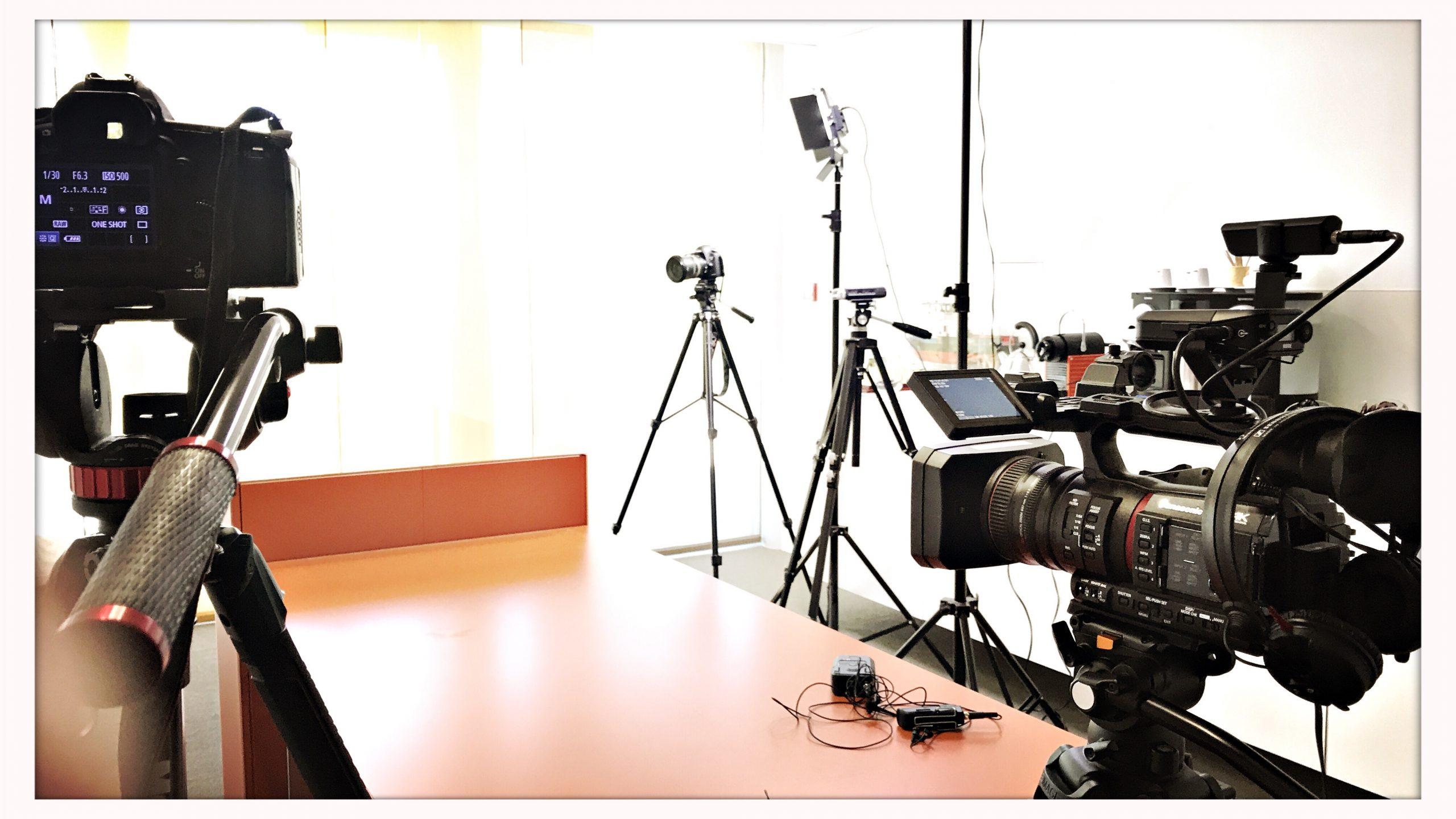 La vidéo pour s'exprimer sur le COVID-19 et la sécurité en entreprise