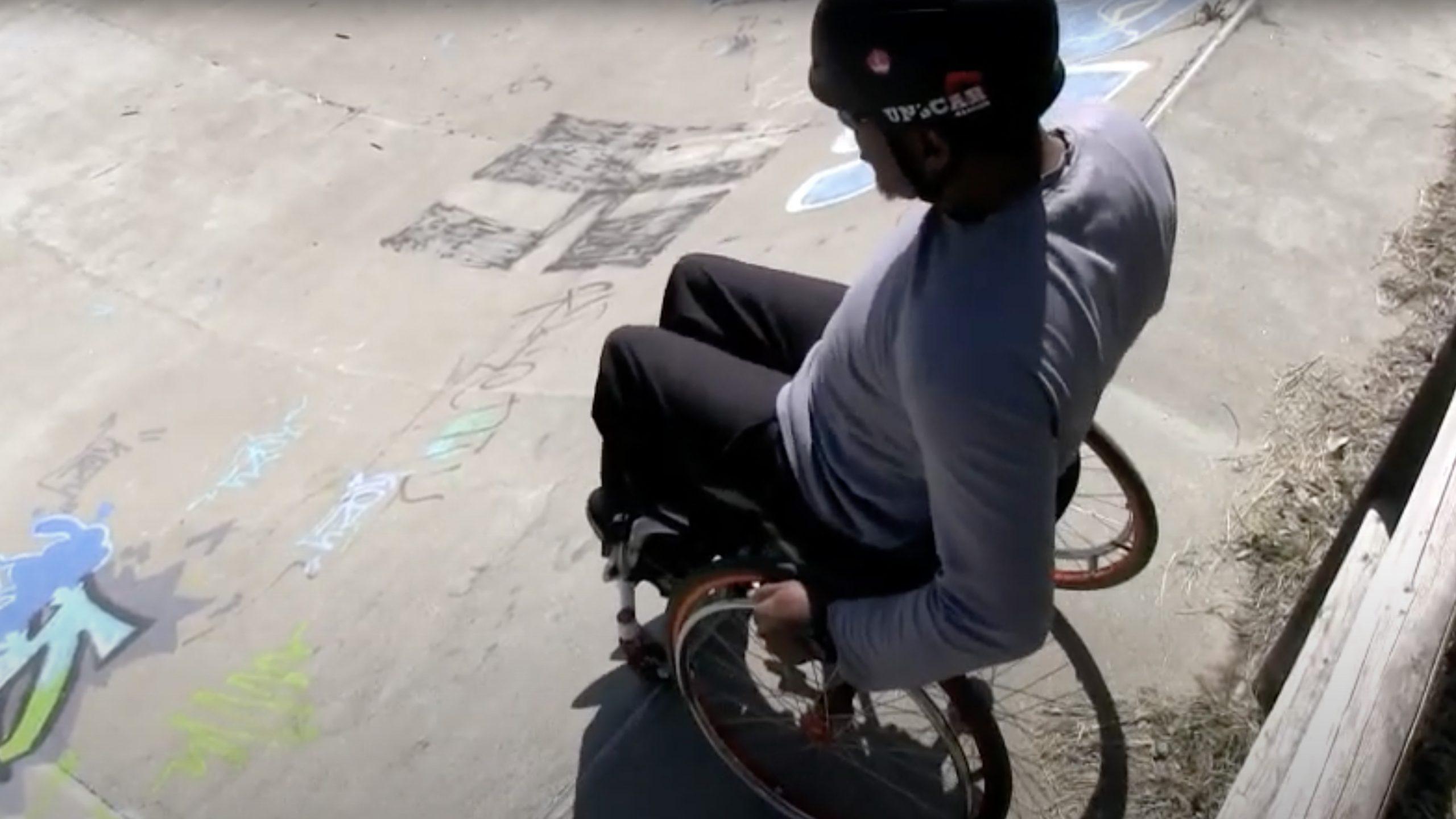 tronches de vie numéro 2 un documentaire sur le handicap avec le regard des enfants et Charly Valenza réalisé par Matthieu wassik