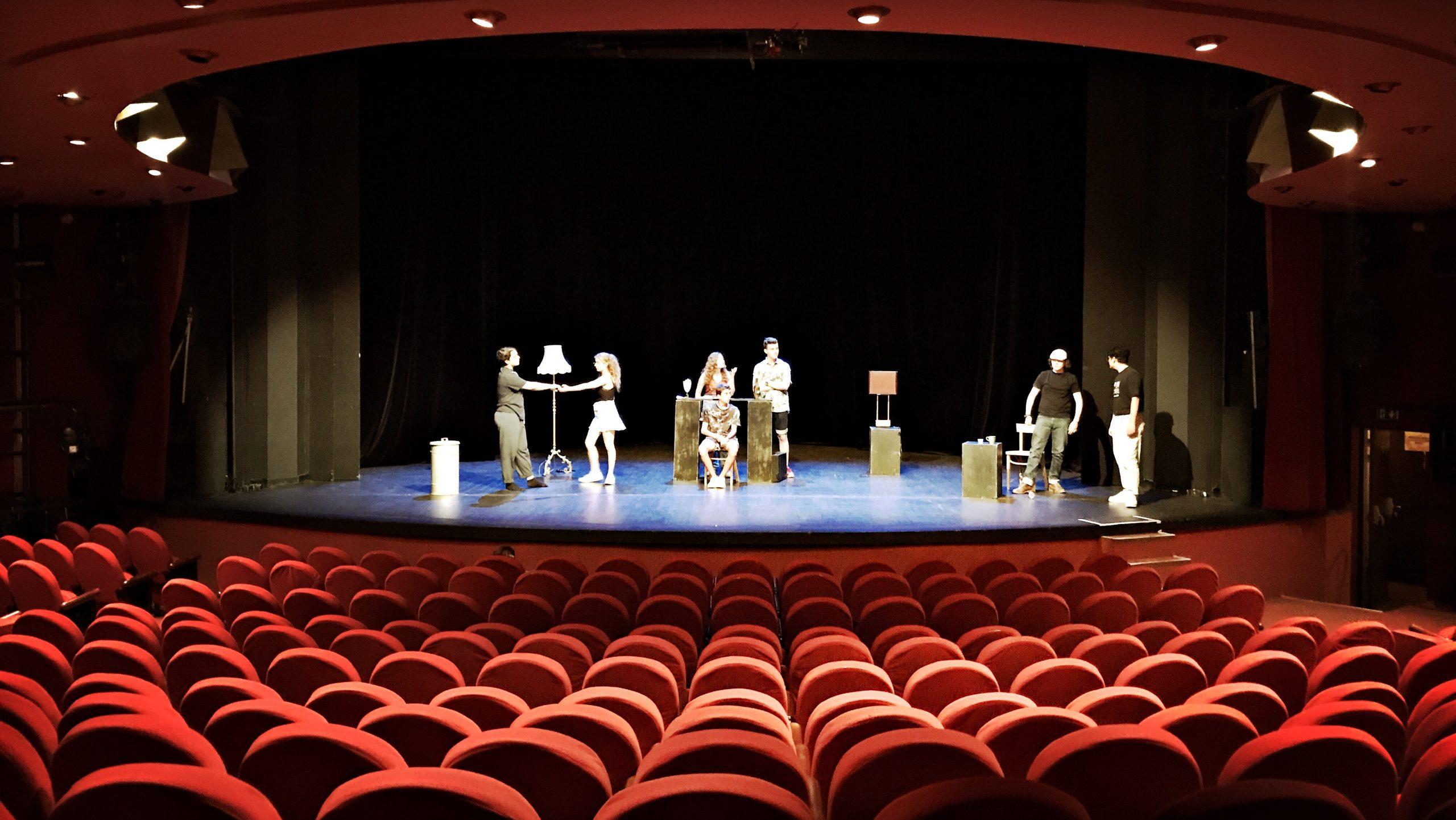 MW productions au théâtre